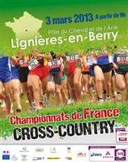 Résultats Championnat National de Cross 2013