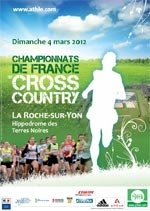Résultats Championnat National de Cross 2012